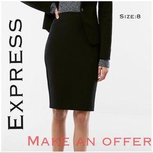 High Waisted Pencil Skirt 🔴MAKE AN OFFER🔴